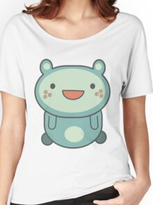 Cute Cartoon Anime Animal Women's Relaxed Fit T-Shirt