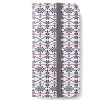 Ukrainian pattern iPhone Wallet/Case/Skin