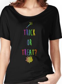 Trick or Treat? Women's Relaxed Fit T-Shirt