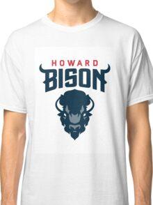 Howard University Bison Classic T-Shirt
