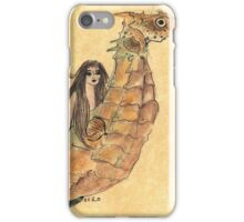 Riding into the abyss iPhone Case/Skin