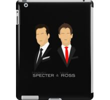 Suits - Harvey & Mike iPad Case/Skin