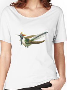 Exotic Rainforest Bird Women's Relaxed Fit T-Shirt
