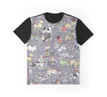 Fancy Dress Graphic T-Shirt