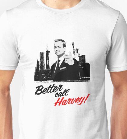 Better Call Harvey Unisex T-Shirt