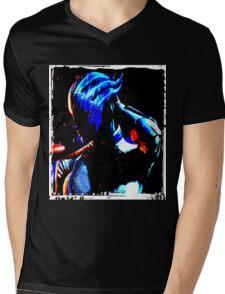 Liara T'soni Mens V-Neck T-Shirt