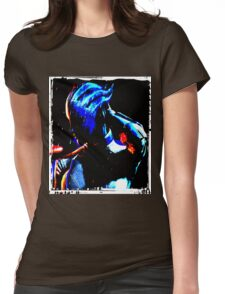 Liara T'soni Womens Fitted T-Shirt