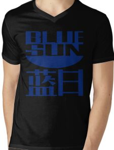 Blue Sun Corporation Mens V-Neck T-Shirt