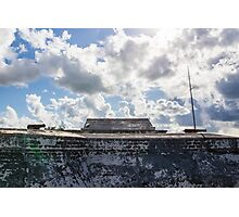 Fort Charlotte Cannons Photographic Print