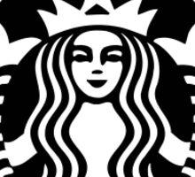 Starbucks logo Sticker