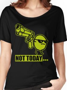 ASDF Movie - Not Today Potato Women's Relaxed Fit T-Shirt