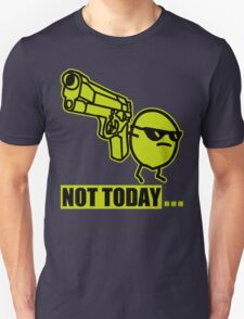 ASDF Movie - Not Today Potato Unisex T-Shirt