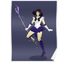 Sailor Saturn Poster