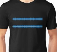 The Sound of Fear (Stereo 1) Unisex T-Shirt
