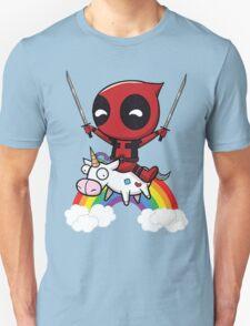 deadpool art Unisex T-Shirt