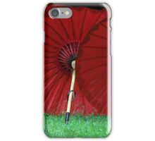 Red Bellies iPhone Case/Skin