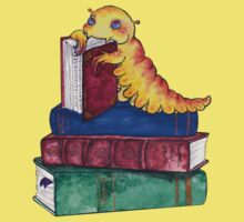 Devoured by Bookworms Kids Clothes