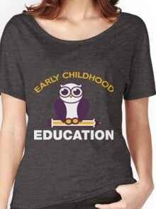 Early Childhood Education Women's Relaxed Fit T-Shirt