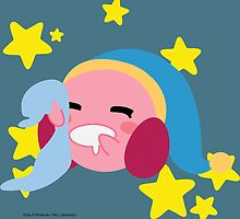 Sleepy Kirby by DragoonBoo