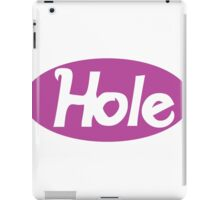 Hole - Courtney Love classic violet iPad Case/Skin