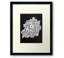 My Art Form Framed Print
