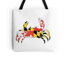 Maryland Crab Tote Bag