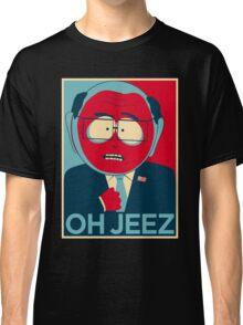 MR GARRISON OH JEEZ Classic T-Shirt
