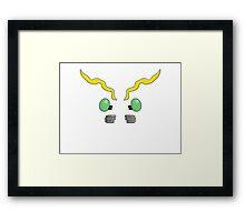 Digimon Tentomon Framed Print
