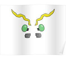 Digimon Tentomon Poster