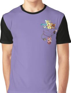 Pocket full of Toys Graphic T-Shirt
