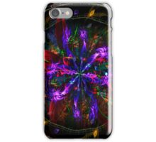 Mandala for the Living iPhone Case/Skin