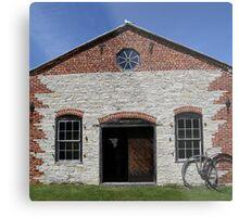 Blacksmith shop Fayette State Park Metal Print
