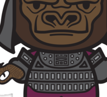 Hello Damn Dirty Ape Sticker