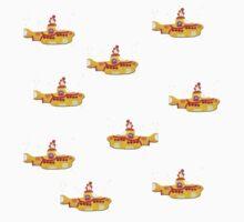 Yellow! One Piece - Long Sleeve
