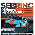 Chumpcar 14 hours of Sebring - 2016 by TrackSwag