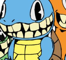Smile. Sticker