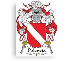 Palencia Coat of Arms (Spanish) Canvas Print