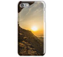 Eternal sigh iPhone Case/Skin