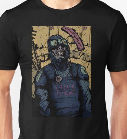 FUTUREAL M  Unisex T-Shirt