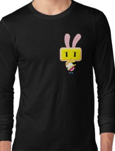 Happy Easter by CharmBeeOn Long Sleeve T-Shirt