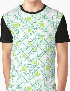 Ethnic Geo Pattern Graphic T-Shirt