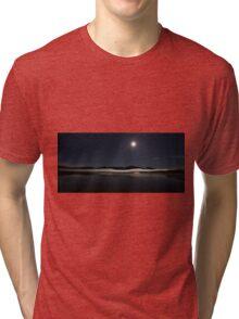 Moonlit Lake Tri-blend T-Shirt