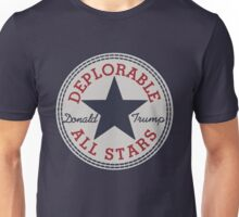 Deplorable All Stars Unisex T-Shirt