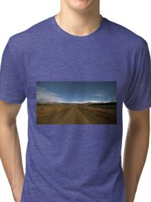 Along a Rural Road Tri-blend T-Shirt