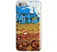 Dali visits the Northern Midlands iPhone Case/Skin