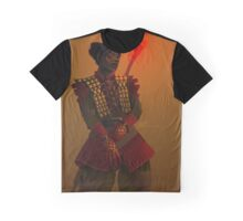 Mage (Close-up and Print) Graphic T-Shirt