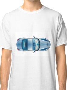 Blue Ferrari Classic T-Shirt