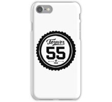 "Forever 55 ""The Freak"" Black Imprint Commemorative Art iPhone Case/Skin"
