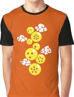 Dragonballs Graphic T-Shirt