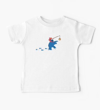 Cookie Monster Zombie Baby Tee